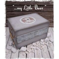 ΜΠΑΟΥΛΟ ΒΑΠΤΙΣΗΣ ΑΡΚΟΥΔΑΚΙ MY LITTLE BEAR - ΚΩΔ: BEAR-BM