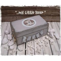 ΚΟΥΤΙ ΕΥΧΩΝ ΑΡΚΟΥΔΑΚΙ LITTLE BEAR - ΚΩΔ: BEAR-BOX-BM