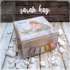 ΚΟΥΤΙ ΕΥΧΩΝ SARAH KAY- ΚΩΔ:SARAH-BOX-BM