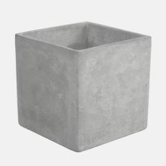 Κασπώ Τσιμεντένιο Κύβος Γκρι 15x15x15Υ - ΚΩΔ: 311015-DS