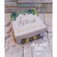 ΞΥΛΙΝΟ ΚΟΥΤΙ ΕΥΧΩΝ STAY WILD - ΖΟΥΓΚΛΑ - ΚΩΔ:WILD-BM