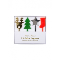 Διακοσμητικά Χριστουγεννιάτικα Sticks - ΚΩΔ:179245-JP
