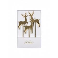 Διακοσμητικά Χριστουγεννιάτικα Sticks Τάρανδος - ΚΩΔ:179452-JP