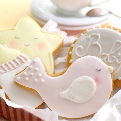 Μπομπονιέρες μπισκότα