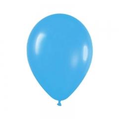 ΓΑΛΑΖΙΑ ΜΠΑΛΟΝΙΑ 5΄΄ (12,7cm) LATEX – ΚΩΔ.:13506040-BB