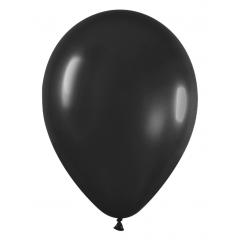 ΜΑΥΡΑ ΜΠΑΛΟΝΙΑ 12΄΄ (32cm)  LATEX – ΚΩΔ.:13512080-BB