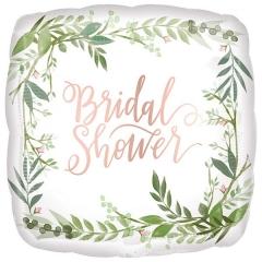 """ΜΠΑΛΟΝΙ FOIL ΓΙΑ BATCHELOR PARTY """"Bridal Shower"""" 18'' – ΚΩΔ.:538518-BB"""