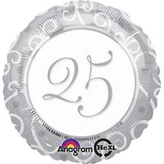 ΜΠΑΛΟΝΙ FOIL ΓΕΝΕΘΛΙΩΝ ΑΡΙΘΜΟΣ 25 45cm – ΚΩΔ.:511056-BB