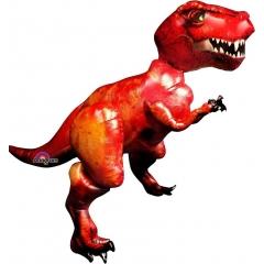 ΜΠΑΛΟΝΙ FOIL AIRWALKERS Δεινόσαυρος 172X154 cm – ΚΩΔ.:110242-BB