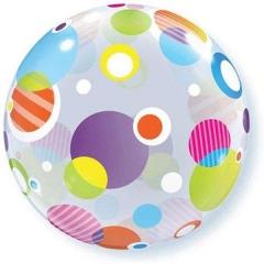 """ΜΠΑΛΟΝΙ FOIL 22""""(56cm) PLANETS Bubble ΜΟΝΟ – ΚΩΔ.:15608-BB"""