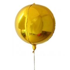 """ΜΠΑΛΟΝΙ FOIL 16""""(40cm) ΟΡΒΖ ΧΡΥΣΟ – ΚΩΔ.:207132e-BB"""