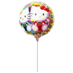 ΜΠΑΛΟΝΙ FOIL 18cm MINI SHAPE HELLO KITTY ΚΩΔ.:206188-BB
