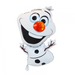 ΜΠΑΛΟΝΙ FOIL 70cm SUPER SHAPE FROZEN OLAF – KOD.:206228-BB