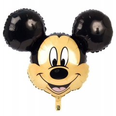 ΜΠΑΛΟΝΙ FOIL SUPER SHAPE 63x68cm MICKEY MOUSE ΦΑΤΣΑ – ΚΩΔ.:207101-BB