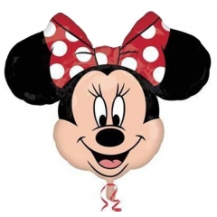 ΜΠΑΛΟΝΙ FOIL 53x53cm SUPER SHAPE MINNIE MOUSE STREET – ΚΩΔ.:22912-BB