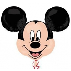 ΜΠΑΛΟΝΙ FOIL 53x53cm SUPER SHAPE MICKEY MOUSE STREET – ΚΩΔ.:22913-BB