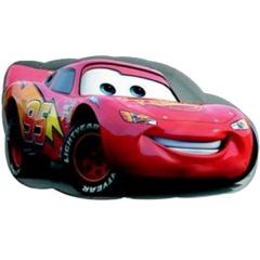 ΜΠΑΛΟΝΙ FOIL 76x43cm SUPER SHAPE CARS ΚΕΡΑΥΝΟΣ MCQUEEN  – KOD.:22925-BB