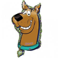 ΜΠΑΛΟΝΙ FOIL 86x46cm SUPER SHAPE SCOOBY DOO ΦΑΤΣΑ -ΚΩΔ.:505467-BB