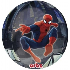 ΜΠΑΛΟΝΙ FOIL 43cm SPIDERMAN ORBZ - ΚΩΔ.:528472-BB