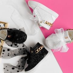 Everkid βαπτιστικά παπούτσια κορίτσι