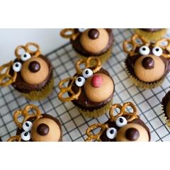 Υλικά για Χριστουγεννιάτικα Μπισκότα και Cakes