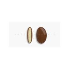 Σοκολατάκια σε σχήμα κουφέτου Διπλής Σοκολάτας Χατζηγιαννάκη