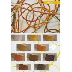 ΚΟΡΔΟΝΙ ΣΤΡΙΦΤΟ ΜΑΣΙΦ ΓΥΑΛΙΣΤΕΡΟ 2MM / 45,70Μ - ΚΩΔ: KORSTR-02
