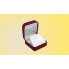 ΒΕΛΟΥΤΕ ΚΟΥΤΙ ΓΙΑ ΣΚΟΥΛΑΡΙΚΙΑ 5.5 x 6 x 3.5 cm ΜΠΟΡΝΤΩ - ΚΩΔ: 206009