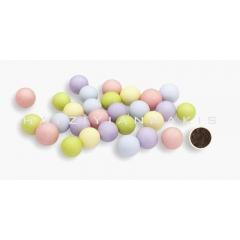 ΚΟΥΦΕΤΑ ΣΟΚΟΛΑΤΑΣ CHOCO BALLS ΠΟΛΥΧΡΩΜΑ MINI - ΚΟΥΤΙ 1kg - ΚΩΔ:649751-310