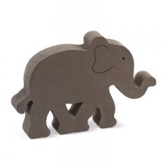 Μπομπονιέρα βάπτισης ελέφαντας - ΚΩΔ:MPO-15E1873