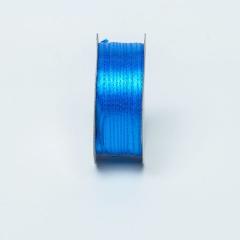 ΚΟΡΔΕΛΑ ΣΑΤΕΝ ΔΙΠΛΗΣ ΟΨΗΣ 3MMX50M - ΚΩΔ:A05324-NEW BLUE-RA