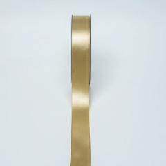 ΚΟΡΔΕΛΑ ΣΑΤΕΝ ΔΙΠΛΗΣ ΟΨΗΣ 25MMX50M - ΚΩΔ:A05328-GOLD-RA