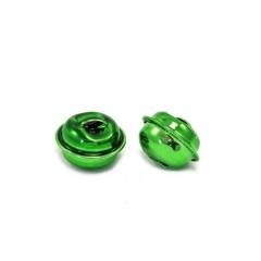 Κουδούνι Στρογγυλό Σιδερένιο 12mm -ΠΡΑΣΙΝΟ- ΚΩΔ:256100070.004-TX