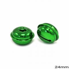 Κουδούνι Σιδερένιο Στρογγυλό 24mm -ΠΡΑΣΙΝΟ- ΚΩΔ:256100076.004-TX