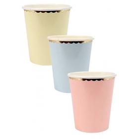 Pastel Ποτήρι 8τμχ - ΚΩΔ:141760-JP