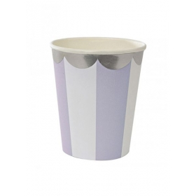 Lavender Ποτήρι 8τμχ - ΚΩΔ:143182-JP