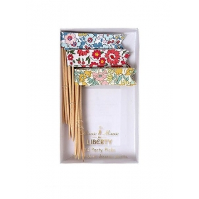 Liberty Toothpick Flags 24τμχ - ΚΩΔ:45-2200-JP