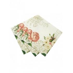 Χαρτοπετσέτα Blossom Brogues - ΚΩΔ:BLOS-CNAPKIN-JP