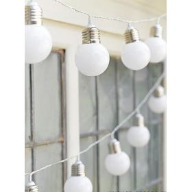 Γιρλάντα Λαμπάκια Λευκά - ΚΩΔ:COAST-LIGHT-BULB-JP