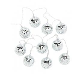Λαμπάκια LED Disco Ball - ΚΩΔ:GLIT-LIGHT-DISCO-JP