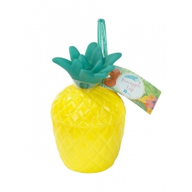 Pineapple Ποτήρι με καλαμάκι - ΚΩΔ:FST3-CUP-PINEAPPLE-JP
