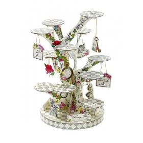 Truly Alice Cupcake Stand - ΚΩΔ:TSALICE-TREATSTAND-JP
