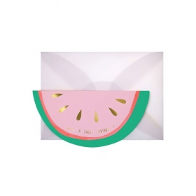 Ευχετήρια Κάρτα Καρπούζι - ΚΩΔ:145261-JP