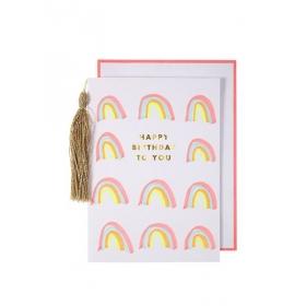 Rainbows Ευχετήρια Κάρτα - ΚΩΔ:159400-JP