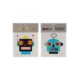 Τατουάζ Ρομπότ - ΚΩΔ:143164-JP