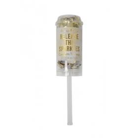 Confetti Popper Χρυσό - ΚΩΔ:151597-JP