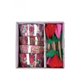 Cupcake Kit Red Betsy - ΚΩΔ:154612-JP