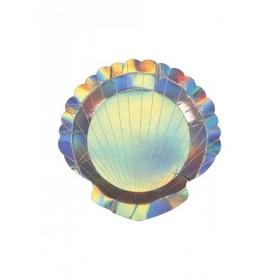 Πιάτο Ασημί Κοχύλι - ΚΩΔ:156043-JP