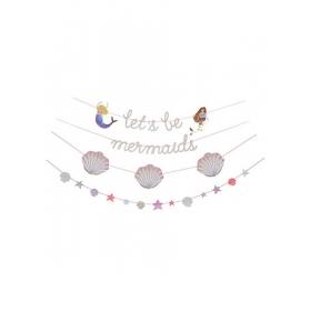Γιρλάντα Let's Be Mermaids - ΚΩΔ:156052-JP