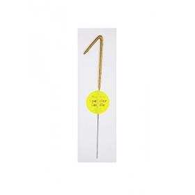 Σπινθηροβόλο κερί 1 - ΚΩΔ:156079-JP